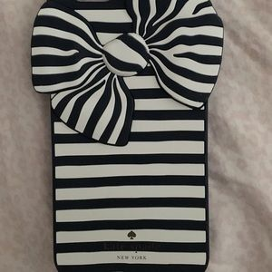 Navy Blue Kate Spade IPhone 6s Case
